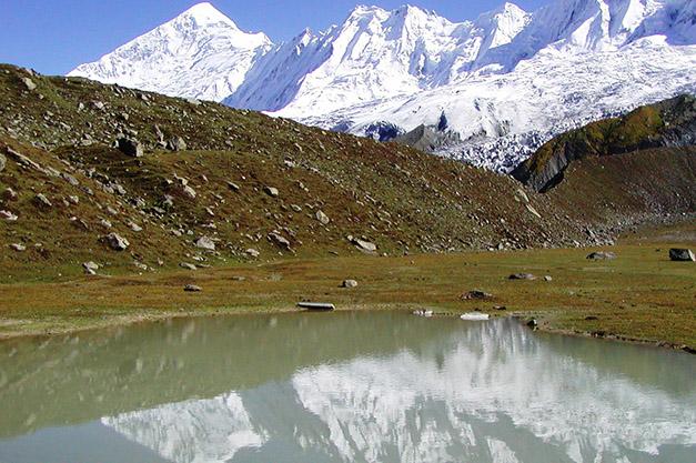 Diran Peak Expedition